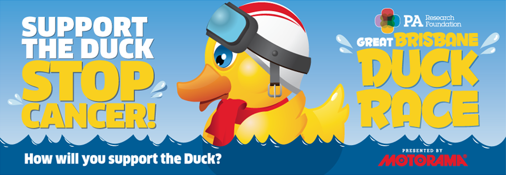 Support The Duck Stop Cancer