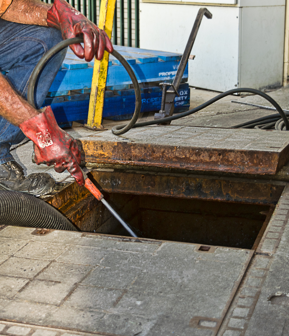 grease trap cleaning by pump-it