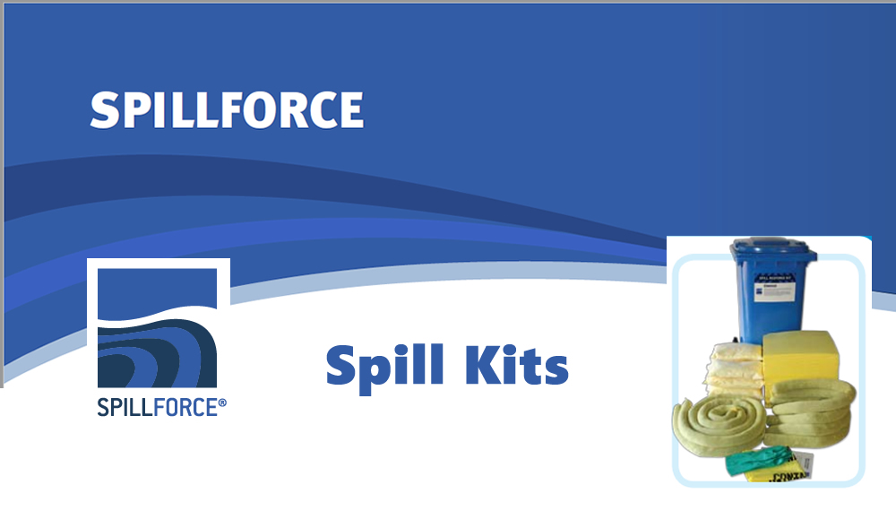 pump-it spillforce spill kit distributors
